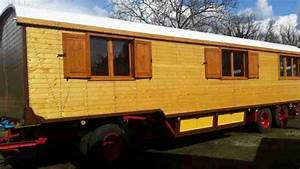 Bauwagen Kaufen Neu : zirkuswagen wohnwagen bauwagen wohnwagen wohnmobile ~ Frokenaadalensverden.com Haus und Dekorationen