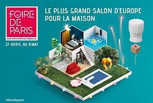 Place Gratuite Foire De Paris : une place gratuite pour la foire de paris 2018 inspiration bain ~ Melissatoandfro.com Idées de Décoration