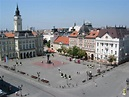Traveling in Serbia; Hanging out in Novi Sad   One Step 4Ward