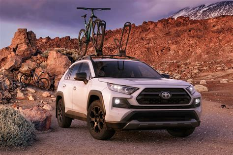 2020 Toyota Rav by 2020 Rav4 Trd Road Toyota Slaps An Road Badge On