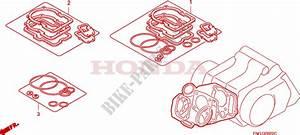 Gasket Kit A For Honda Innova 125 2009   Honda Motorcycles
