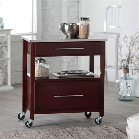 mini kitchen island belham living espresso mini concord kitchen island with