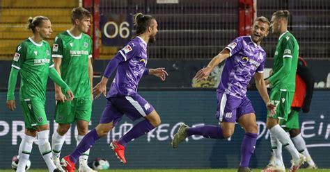 Get all the latest germany 2. 2. Bundesliga, 2. Spieltag: Hannover patzt in Osnabrück, Remis von Aue in Fürth