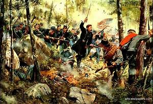 Famous Civil War Paintings | www.imgkid.com - The Image ...