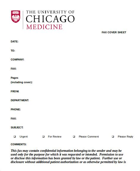Cover Sheet Template Word by Word Fax Template 12 Free Word Documents