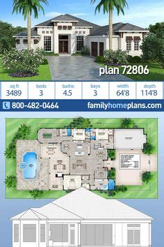 90 Best Modern House Plans images in 2020 Modern house