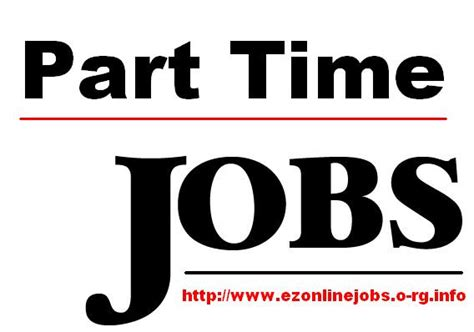 Genuine Part Time Work 4 You  Seattle  Part Time Jobs