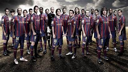 Barcelona Fc Wallpapers Squad