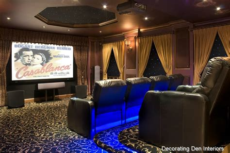 Living Room Theatre Portland by Tips For Creating A Media Room Big Or Small Devine