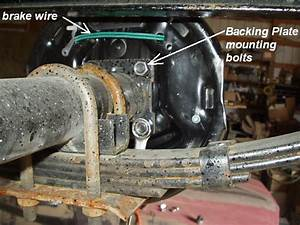 Installing Electric Brakes On Your Trailer