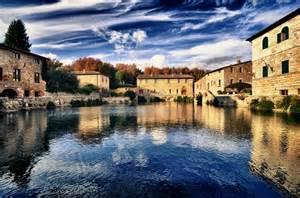 Panoramio photo of bagno vignoni san quirico d orcia