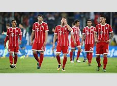 Match awards from Bayern Munich's disappointing 20 loss