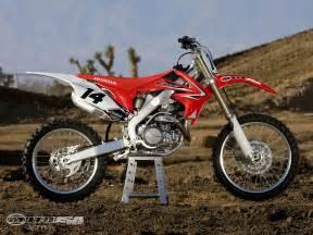 2009 Honda Crf450r Comparison Motorcycle Usa