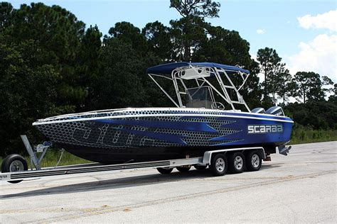 Used Scarab Sport Boats For Sale by Wellcraft Scarab 302 Sport 1993 For Sale For 100 Boats