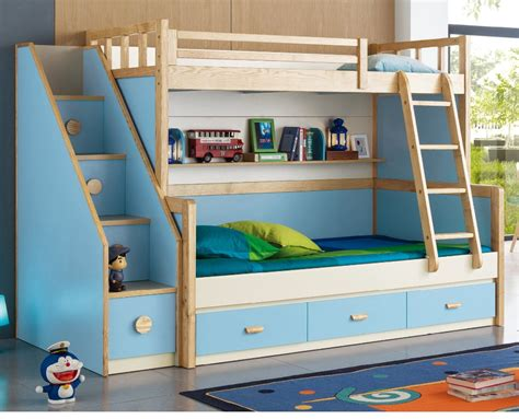 cheap kids bunk bed kids bunk beds  cars painting