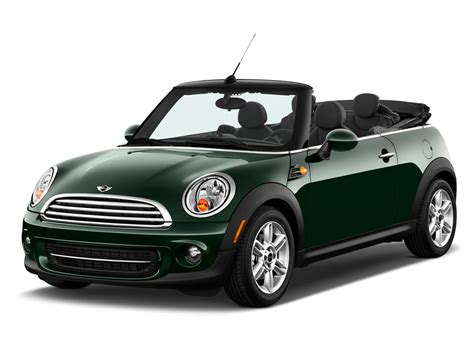 2019 Mini Cooper Convertible; Luxury Convertible Cars