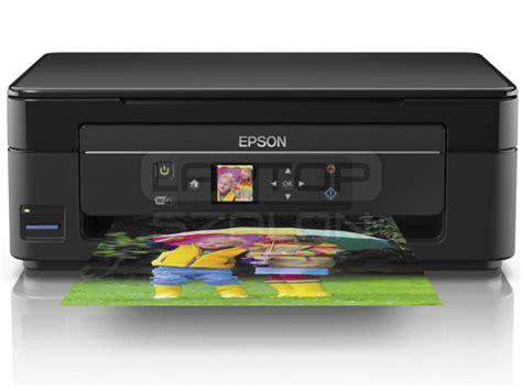 Hier finden druckertreiber, scanner,epson scansmart für windows 10, 7 32 & 64 bit und macos 10.15. Epson Expression Home XP-342 Multifunkciós nyomtató ...