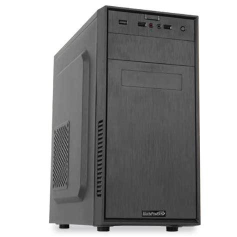 vente d ordinateur de bureau maxinpower black dandy boîtier pc mip international sur