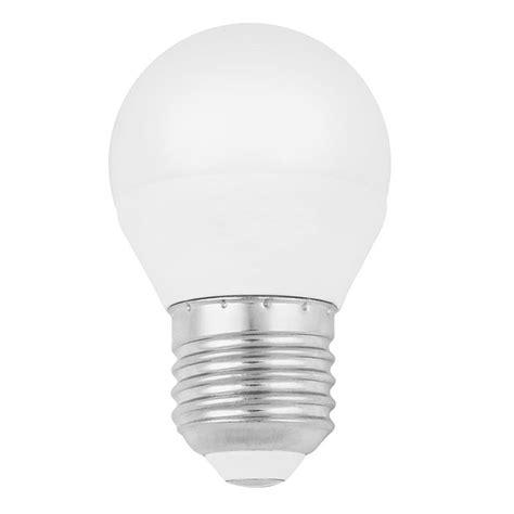 lada ladina led e27 5 5 w watt mini sfera luce calda smd 470 lumen area illumina