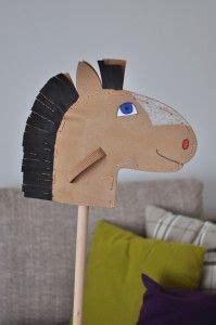 steckenpferd basteln pony party steckenpferd basteln und kindergeburtstag pferde