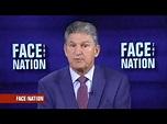 Senator Joe Manchin on Senate health care bill - YouTube