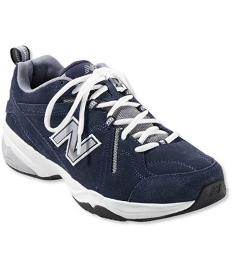 mens  balance  cross trainers suede