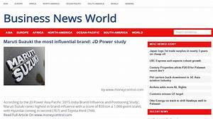 Business News World: 2015 India Brand Influence and ...