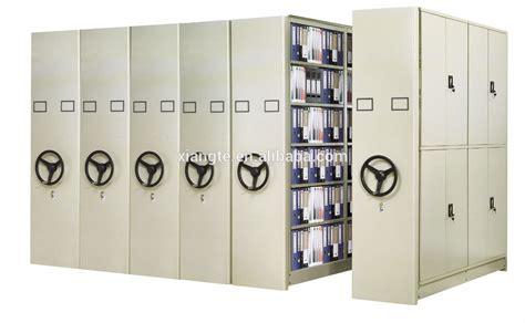 high density office furniture steel mobile filing cabinetmovable shelving storage system buy