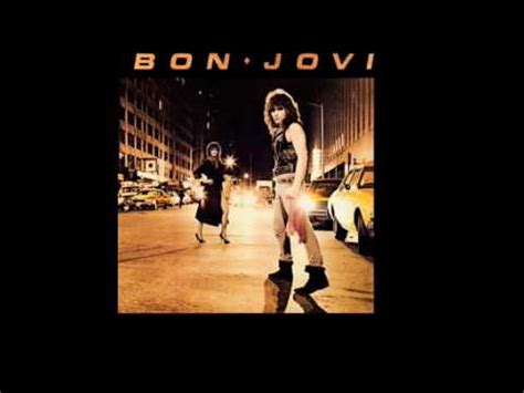 Bon Jovi Shot Through The Heart Youtube