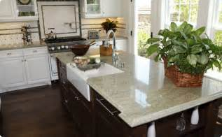 Kitchen Sink Types Pros And Cons by Pros And Cons Of Granite Kitchen Countertops Countertop
