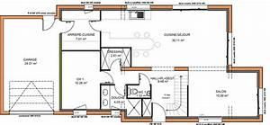 Plan Maison 4 Chambres Etage 3 Pr233visions De Maisons