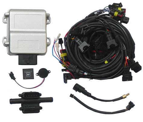 methane cng sequential injection system conversion kits