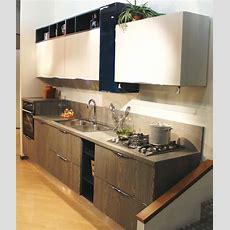 Cucina Lineare 3 Metri Arredo3 Modello Wood Cucine A – design per la ...