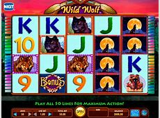 Wild Wolf Slot Play Best IGT Slots for FREE
