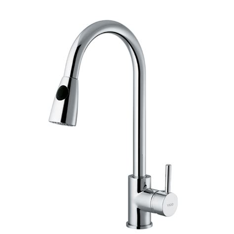 vigo kitchen faucets vigo vg02005 chrome pull out spray kitchen faucet vg02005ch vg02005chk1 vg02005chk2