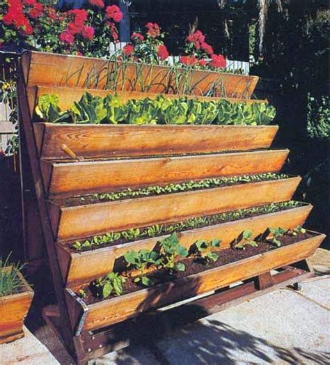 Vertical Vegetable Gardening Systems by 20 Vertical Gardening Ideas For Turning A Small Space Into