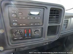 2007 Chevrolet Silverado 1500 Classic 4x4 Manual Regular