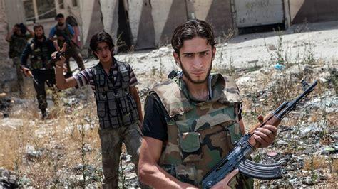 syrian army gen salem idris   hear  dc