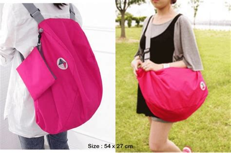 Iconic 3 Way Bag Tas jual korean bag iconic 3 way bag tas serbaguna muktifungsi