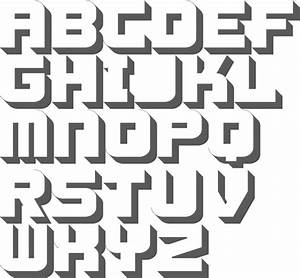 Graffiti Alphabet Block Letters A Z 3d Best Graffiti
