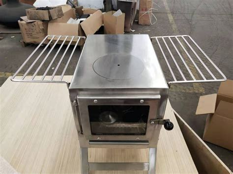 cooktop tent dragon chimney stoves