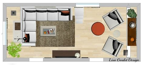 Narrow Living Room Layout With Fireplace by How To Furnish And A Narrow Living Room In 5