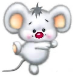 Cute Cartoon Mouse Clip Art