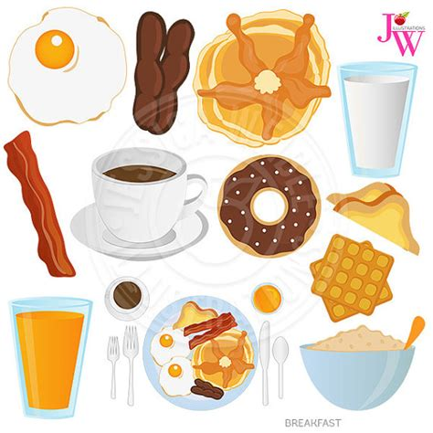 Breakfast Clip Food For Breakfast Clipart Bbcpersian7 Collections