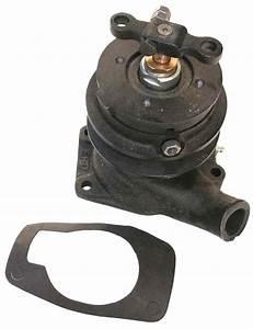 Water Pump - Case Ih Parts