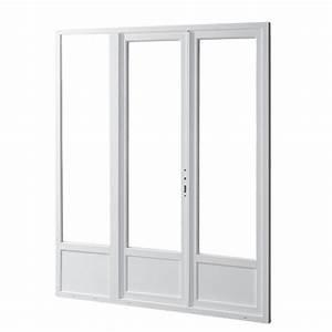 porte fenetre double vitrage aix fabricant alu vente With porte de garage enroulable avec porte fenetre pvc 1 vantail