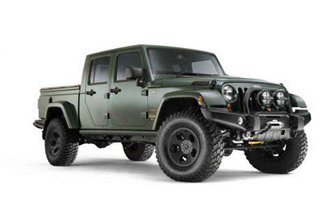 scrambler jeep 2017 2017 jeep scrambler pickup diesel specs price release