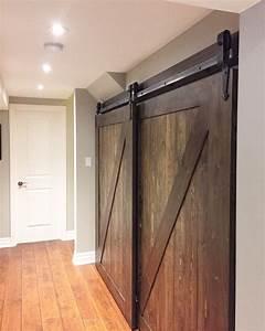 103 best 1925workbench custom doors and barn door hardware With bypass barn doors for closets