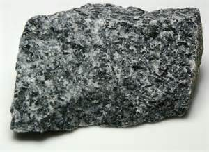 Diorite Igneous Rock - 10 Unpolished Mineral Specimens