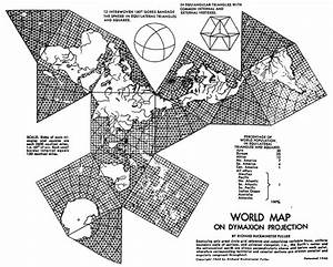 Sarc 261 - Communication  Fuller Projection Maps